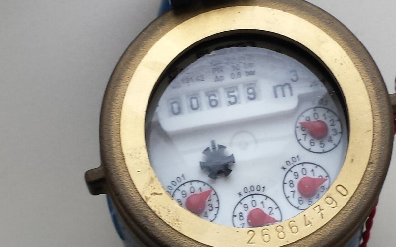 Favorit Bitte Wasserzähler ablesen!: Griesheim AW35